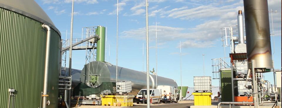 Impianto Biogas per la produzione di energia a Pontelongo (PD)